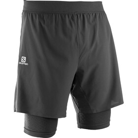 Salomon Exo Motion Shorts Men Black